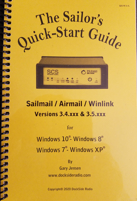 Airmail Sailmail Instruction Manual